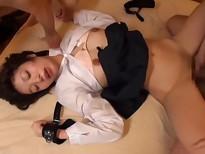 Watch Japanese whore in Outlander JAV video show
