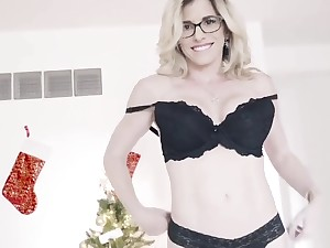 In every direction He Wants For Xmas Is To Fuck His Stepmom