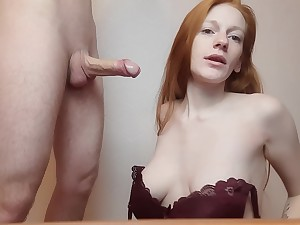 Smoking Blowjob Cum In Hair