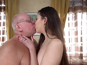 Old naughty professor gets his cock sucked be proper of emend grades