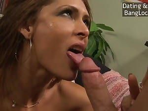 Monique Fuentes - Buxom Big-juggs latina MILF sex