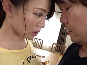Rinne Toka - A Muscular Workout Fit together S Orgasmic Cowgirl Position - TOKA RINNE