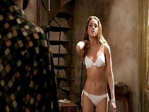 Amber Heard sexy celebrity video & uniformly aggravation