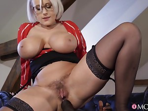 Assfucking And Facial With Heavy Melons mama 2 - mama XXX