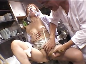 Homemade mistiness with a Japanese woman being fucked meetly